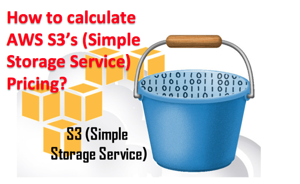 How to calculate_AWS_S3_Simple_Storage_Service_Pricing